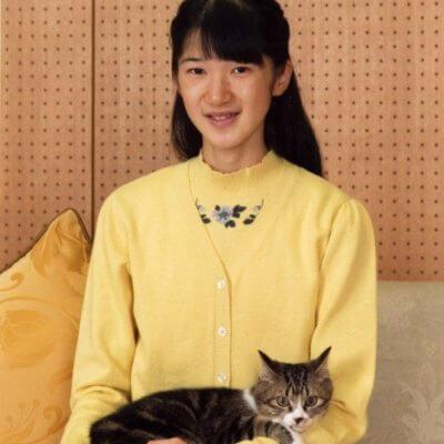 愛子さまの愛猫「セブン」がカワイイ♡他にも飼ってるペットも紹介します♪