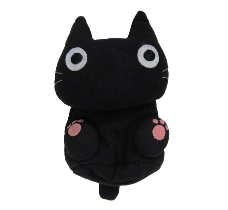 黒猫キョロちゃん3